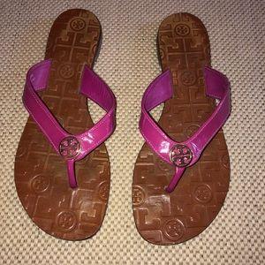 Tory Burch mauve Sandals
